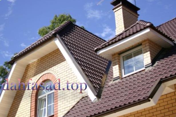 Монтаж даху з металочерепиці