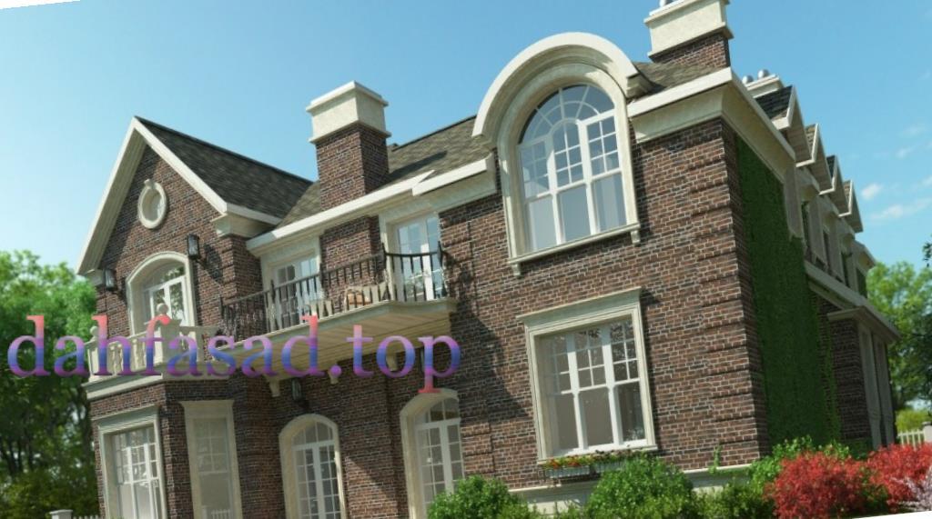 Облаштування фасаду – сучасні ідеї, стилі, варіанти дизайну