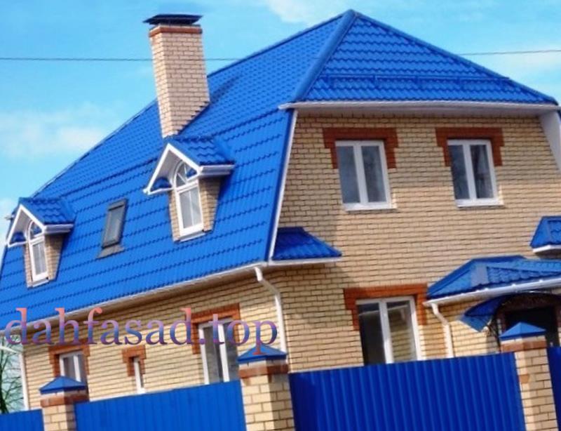 Напіввальмовий дах: різновиди і монтаж